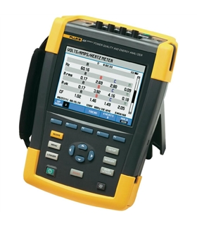 Fluke 435-II - Three-Phase Power Quality and Energy Analyzer - 4116661