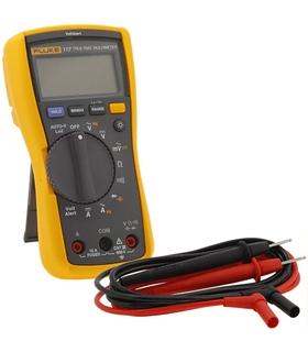 FLUKE 117 - Multímetro digital TRMS Medidas de Vac/dc, Aac/ - 2583647