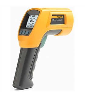 Fluke 572-2 - High Temperature Infrared Thermometer - 4328074