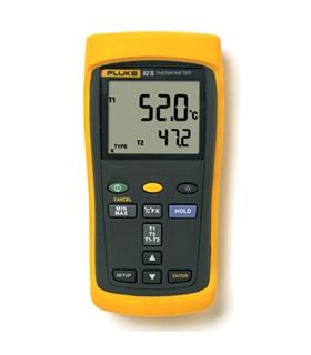 Fluke 52 II - Digital Thermometers - 1281139