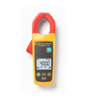 FLUKE A3000 FC - Pinça Amperimétrica Wireless 400 A AC - 4401588