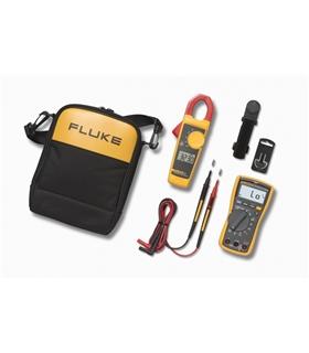 Kit Fluke 117 + Pinza Fluke 323 - 4296034