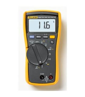 FLUKE116 -  Digital TRMS Medidas de Vac/dc, Ohm, temp - 2583601