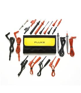 FLUKE TL81A - Teste Lead Set, Deluxe Fluke TL81A - 1277073