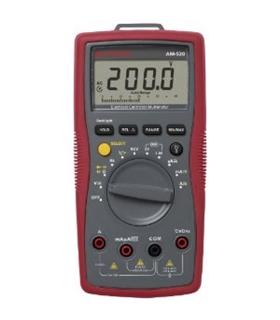 AM-520-EUR - Amprobe AM-520 HVAC Multimeter - 4131281