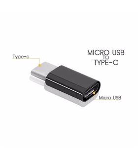 Adaptador USB-C Macho Micro-USB Femea - USBCMICROUSB