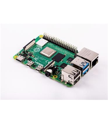 RASPBERRYB4-4GB - Raspberry Pi Modelo B4 1.5GHz, 4Gb, PoE - RASPBERRYB4-4GB