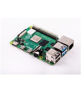 RASPBERRYB4-1GB - Raspberry Pi Modelo B4 1.5GHz, 1Gb, PoE - RASPBERRYB4-1GB