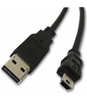 Cabo USB 2.0 A para Mini Usb B 1Mt - CMINIUSB1M