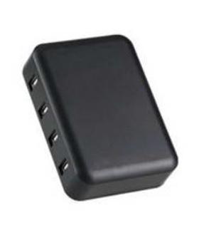 PW04 - Carregador USB 4 Portas - PW04