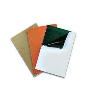 Placa CI Fotosensivel Fibra Vidro 1 Lado 100x160mm - PFS1