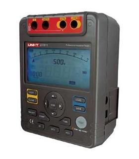 UT511 - Medidor De Isolamento - UT511