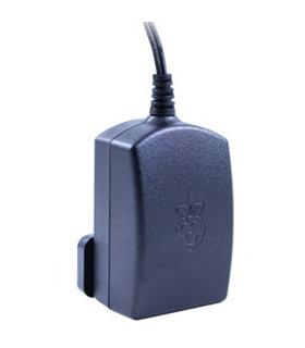 Alimentador Preto Raspberry Oficial 2,5A - T5989DV