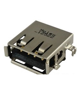 48258-0001 - Ficha Usb 2.0 Circuito Impresso - 482580001