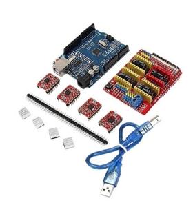 Kit CNC com Placa Shield v3.0 UNO R3 - MXARD04011