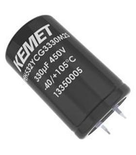 Condensador Electrolitico 560uF 400V Snap-In - PEH532VDF3560M2