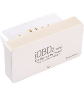 iOBD2 mini - Bluetooth OBD2 V4.0 For Apple e Android - IOBD2MINI