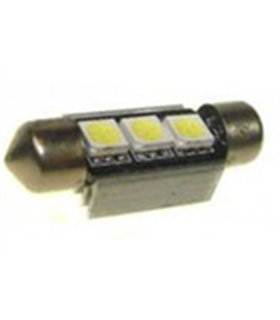 Lâmpada LED C5W 3SMD5050 12V 1.8W 6000..6500K 36lm 36mm - MX3062171