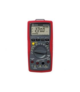 AM-555-EUR - Multimetro Digital Amprobe TRMS - 4701030