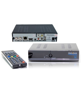 Comando Receptor Satélite ML1150 Full HD IPTV Media - COMML1150P