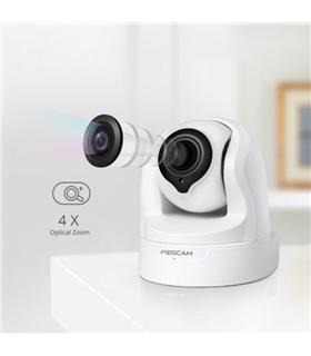 FI9926P - Camera IP Rotativa 4x Zoom - FI9926P