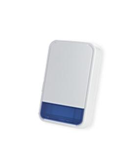 MCS-740 - Sirene Exterior Wireless Duas Vias Visonic - MCS-740