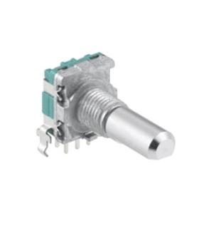 EC11B15242AE - ENCODER, PUSH LOCK, 11MM, 30D, 15PPR - EC11B15242AE