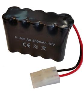 Bateria Ni-MH 12V 800mAh AA - 16910R6800