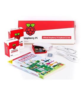 Kit Raspberry Pi 4 4Gb c/ Livro de Iniciação - RASP4DESKTOPKIT