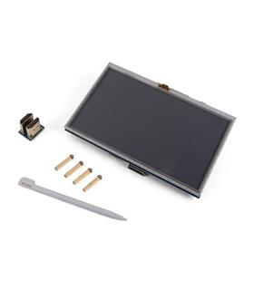"VMP401 - Ecrã táctil 5"" 800x480 para Raspberry Pi - VMP401"