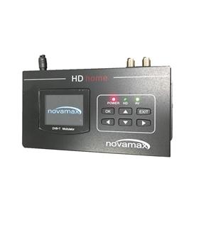 NV036210-HD - Modulador DVB-T com Entrada HDMI e AV - NV036210-HD