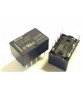 TF2-48V - Rele 48V DPDT-NO 4A - TF2-48V