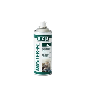 732.400.000 - Spray Limpa Pó Ar Comprimido DUSTER-FL 400ml - ECS732400