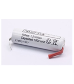 Pilhas NiCd 1.2V 1000mAh T-AA TAGS c/ Patilhas - 169R6NICDCP