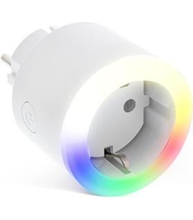 40155L - Tomada Wifi InLine com LED RGB - IL40155L