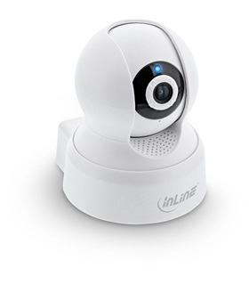 40156 - Camara Rotativa WiFi InLine - IL40156
