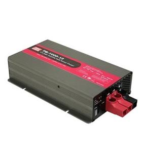 Carregador de Baterias 48V, In:90-264Vac, Out:57.6Vdc, 17.4A - PB-1000-48