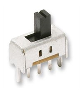 OS102011MS2QN1 - Interruptor Deslizante SPDT 0.1A 12V - OS102011MS2QN1