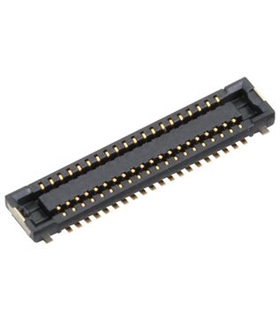 AXE550127 - Conector Femea 50 Contactos 0.4mm - AXE550127