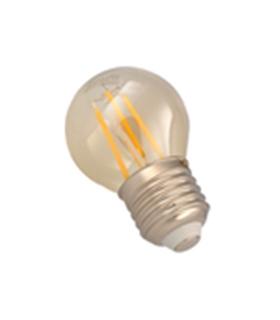 Lampada LED E27 4W 3000K com Filamento - MX3063250