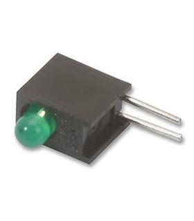 113-314-01 -  Circuit Board Indicator Green 2mA - 11331401
