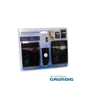 Campainha com Comando S/FIOS 220V 2 Recetores GRUNDIG - 48578