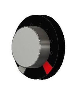 ASX02108-R - Altifalante 21mm 8R - ASX02108-R