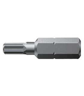 D01803 - Bit Hexagonal Hex, 2mm, 25mm - D01803