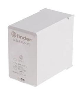 67.23.9.012.4300 - Rele Finder 12V 3Inv. 50A - F67231250