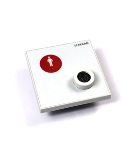 Unidade Cama com pulsador e conector DIN8 - LLC-801