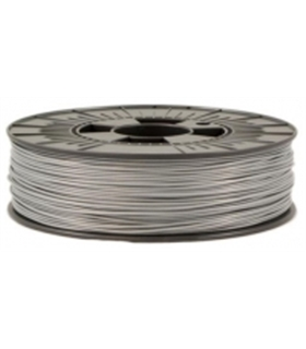 Filamento de impressão Cinza 3D em PLA de 1.75mm 1Kg - DEVPLA175GR