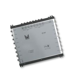 Multiswich 8 polaridades e TV com 16 saidas, DiSEqC 2.0, - MB-204