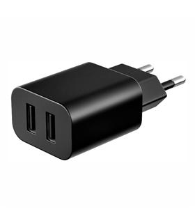 Alimentador Compacto Comutado 2 USB 5V 2.1A - USW001