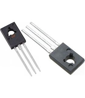 2SC2028 - Transistor, NPN, 80V, 1.5A, 5W, TO126 - 2SC2028